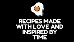 Recipes Made With Love And Inspired By Time