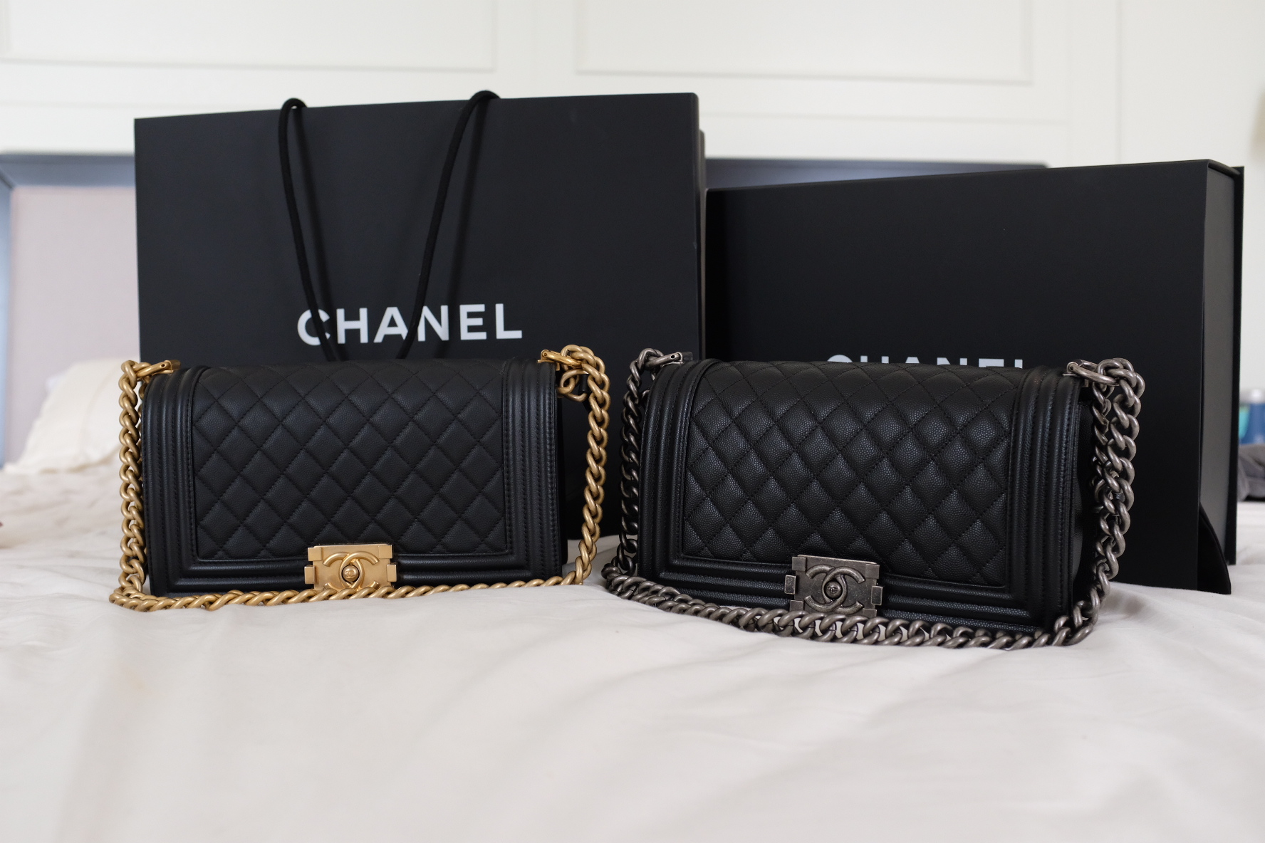 กระเป๋า CHANEL มือสองของแท้